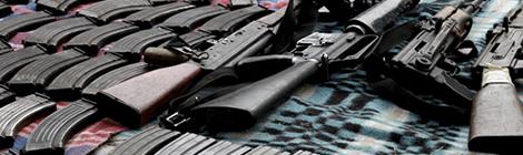 Tráfico de armas en el Istmo más violento del mundo