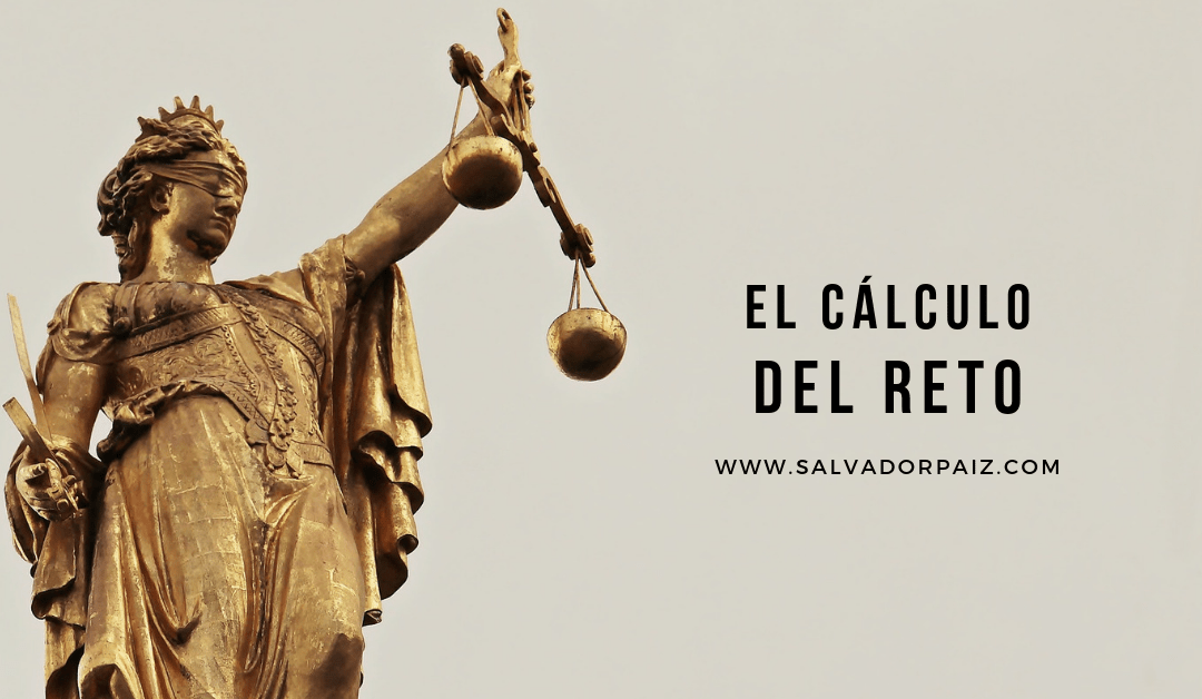 Álgebra judicial pt. 1